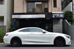 ☆新着在庫:2014y メルセデス AMG S63 4MATIC クーペ Edition1☆
